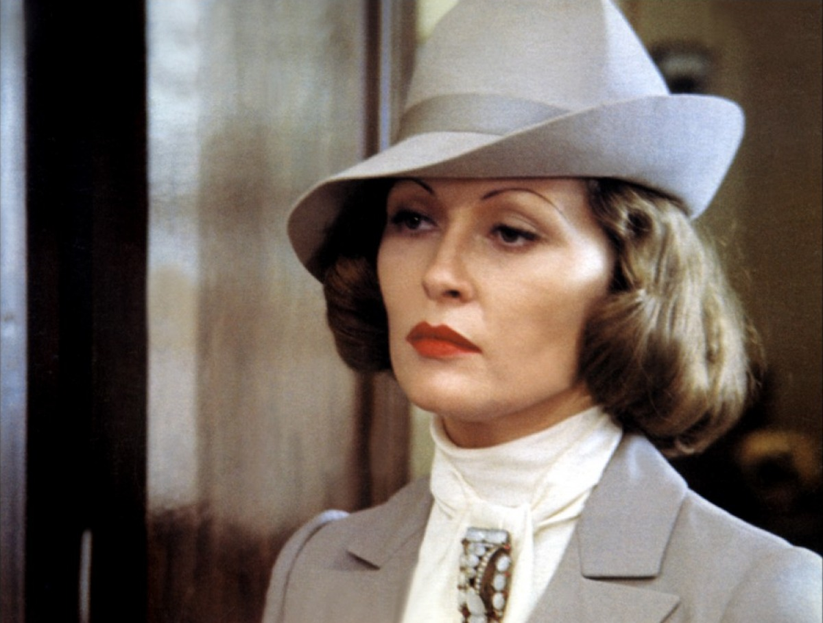 Image result for faye dunaway and polanski chinatown 1974